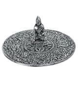 Buddha Metal Incense Holder