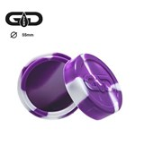 Grace Glass Silicone Dabs 55mm