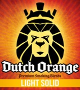 Dutch Orange Light Solid