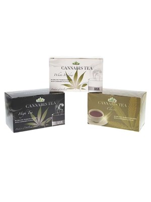 Haze Cannabis Tea