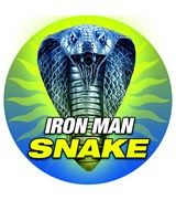Iron Man Snake - Potenciador Sexual