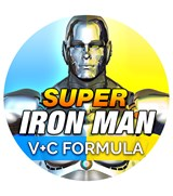Super Iron Man V + C Formula
