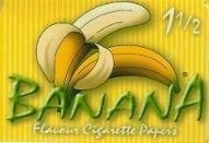 Banana Flavour Cigarette Papers