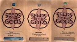 Cacti Seeds Of The Gods Package