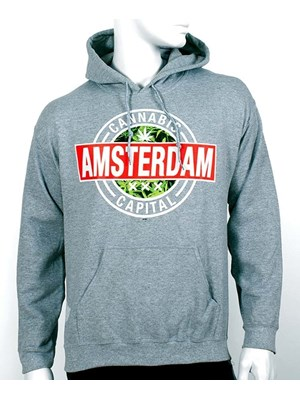 Cannabis Hooded Sweater